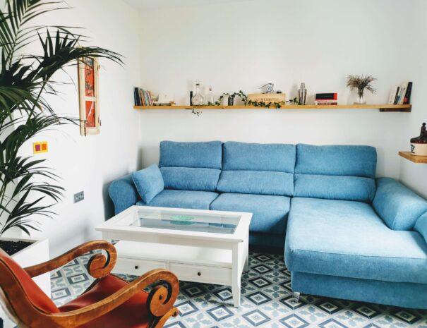 Conil, apartamento-Aba Dalí Golden, habitaciones