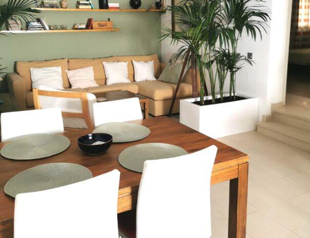 Conil, apartamento-Aba Dalí Tropical, salon