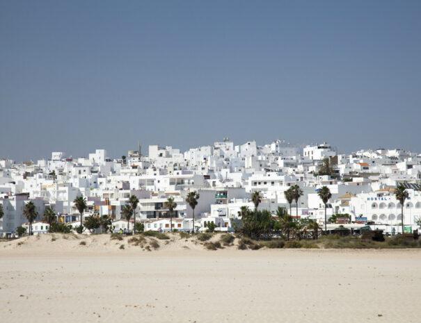 Conil playa Bateles, nomadas digitales